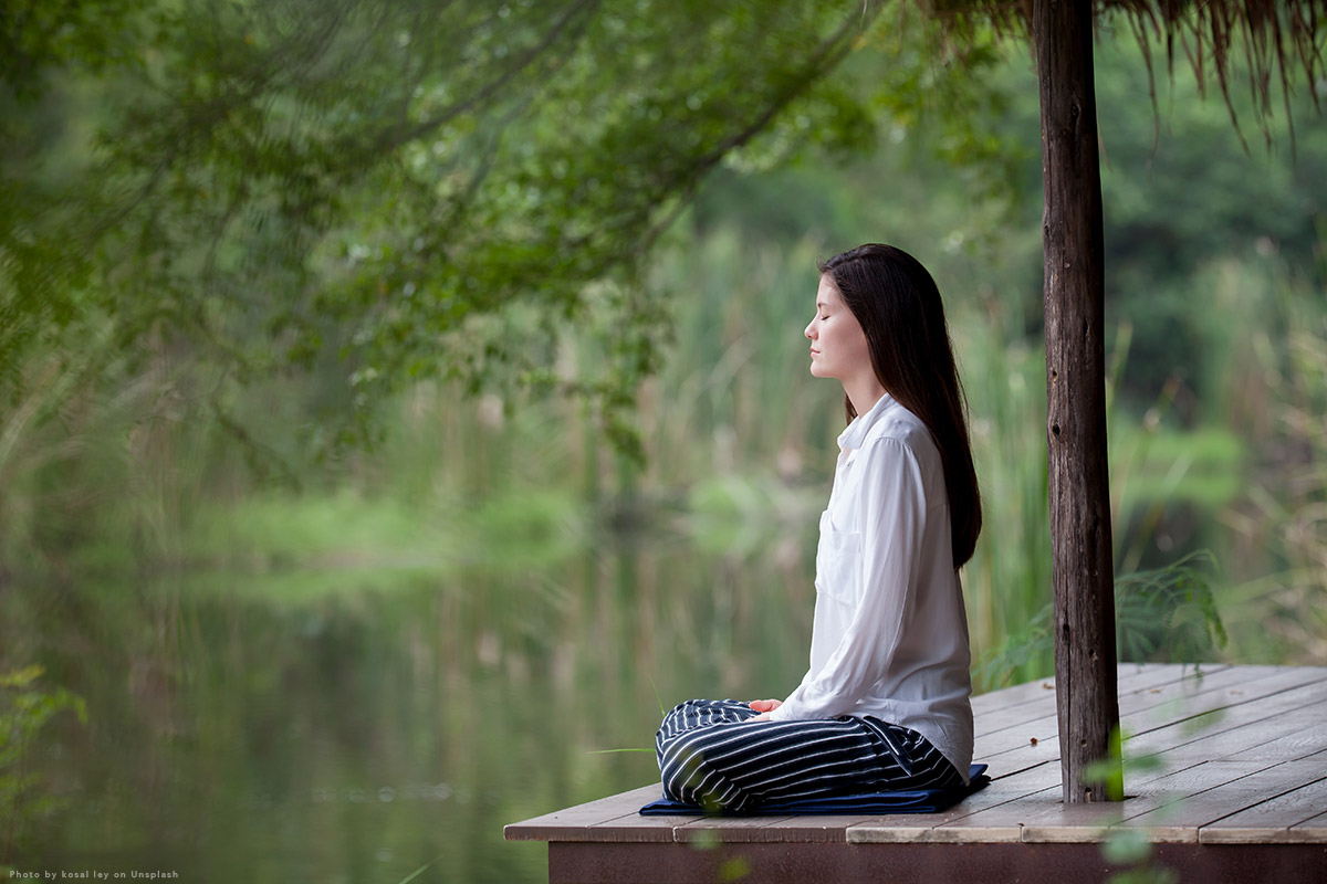 はじめてのマインドフルネス瞑想〜五感を研ぎ澄ませる〜/キミ