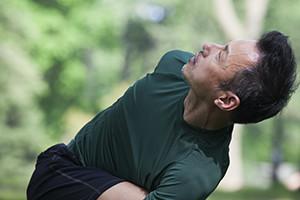 腹筋群の意識がアーサナを変える! ~体幹部強化クラス~