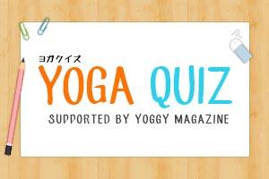 【あなたはどのレベル?】YOGAクイズで診断!