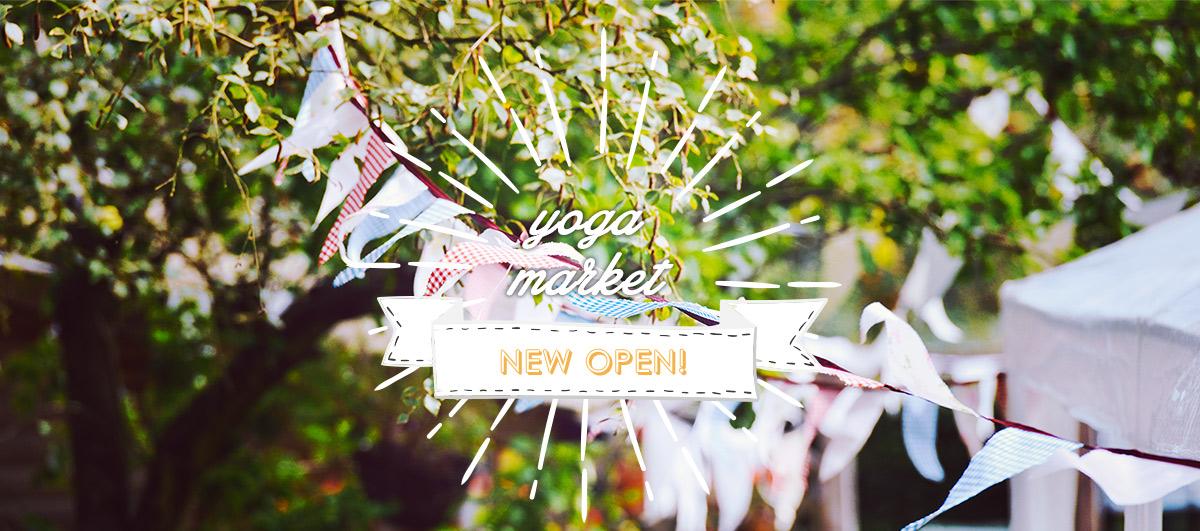 ヨガクラスの検索&予約サイト「ヨガマーケット」がオープン!
