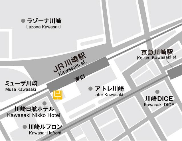 川崎スタジオ(川崎駅)